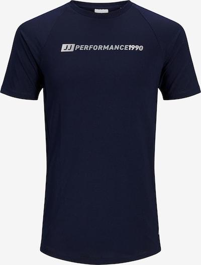 Marškinėliai iš JACK & JONES, spalva – tamsiai mėlyna / pilka / balta, Prekių apžvalga