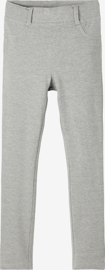 NAME IT Leggings in graumeliert, Produktansicht
