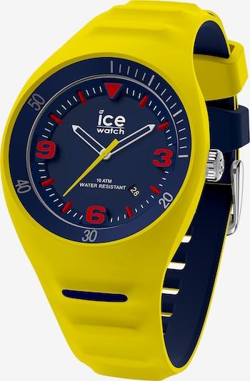 ICE WATCH Uhr in blau / gelb, Produktansicht
