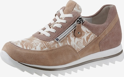WALDLÄUFER Sneaker in beige / taupe / weiß, Produktansicht