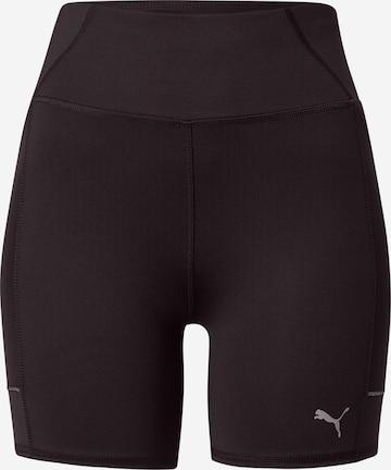PUMA Sportbroek in Zwart