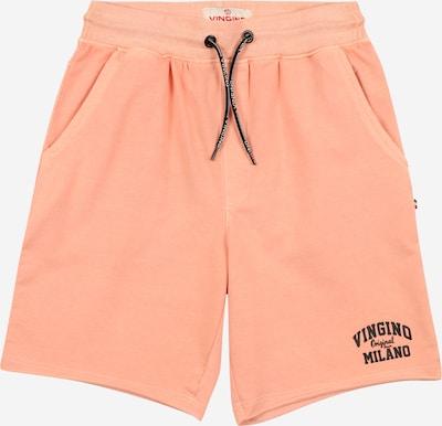 VINGINO Spodnie w kolorze koralowy / czarnym, Podgląd produktu