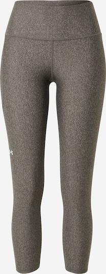 UNDER ARMOUR Sports trousers in mottled grey, Item view