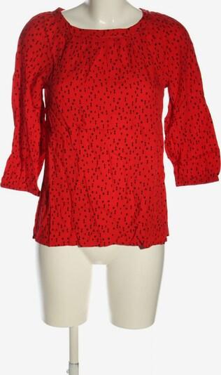 get it on Schlupf-Bluse in XS in rot / schwarz, Produktansicht