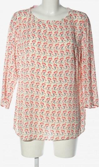 Rick Cardona by heine Schlupf-Bluse in XL in pink / rot / wollweiß, Produktansicht