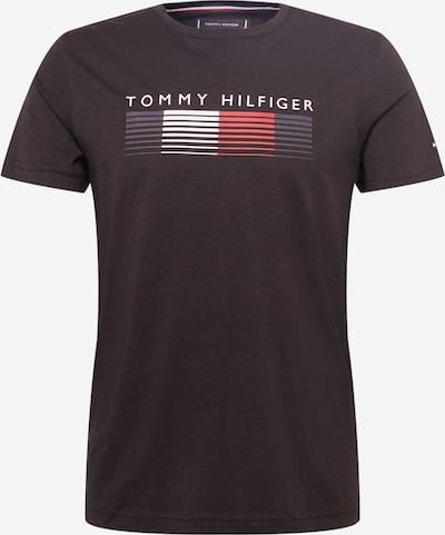 TOMMY HILFIGER Shirt in de kleur Blauw / Zilvergrijs / Zwart / Wit, Productweergave