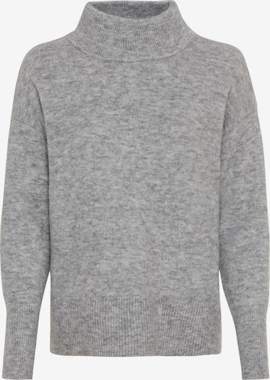 HALLHUBER Pullover in silber, Produktansicht