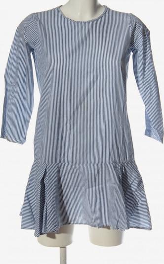 pepaloves Langarmkleid in XS in blau / weiß, Produktansicht