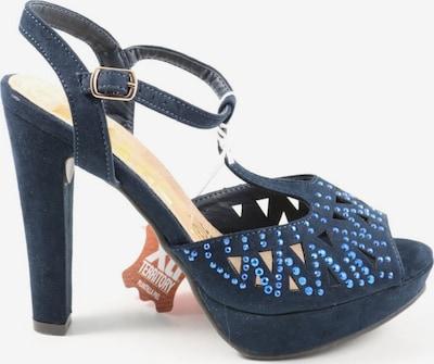Xti Riemchen-Sandaletten in 38 in blau, Produktansicht