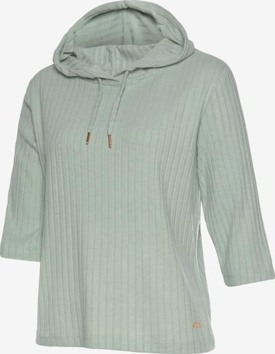s.Oliver Sweatshirt in pastellgrün, Produktansicht