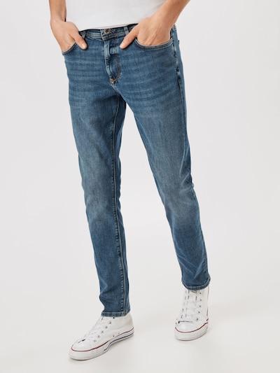 Jeans 'Texas Martin' River Island pe albastru denim, Vizualizare model