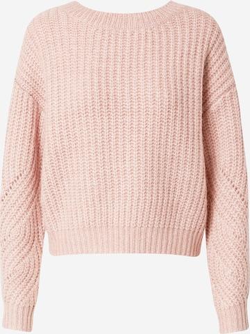 VERO MODA Pullover 'PIXIE' in Pink