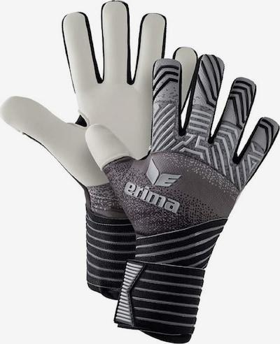 ERIMA Torwarthandschuh ' FLEX RD Pro ' in grau / schwarz, Produktansicht