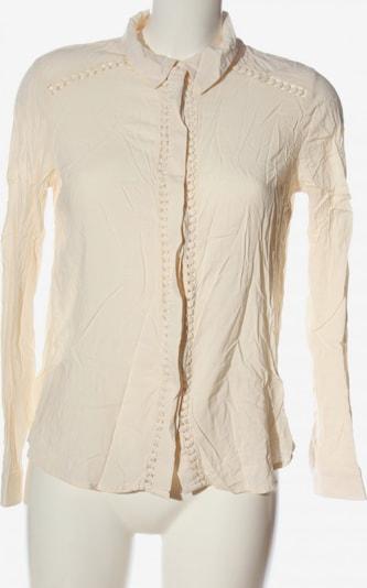 Forever 21 Langarmhemd in S in creme, Produktansicht