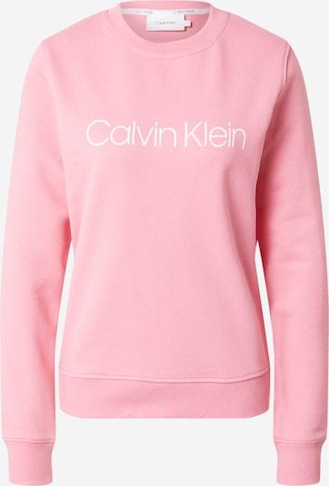 Calvin Klein Sweatshirt in pink / weiß, Produktansicht
