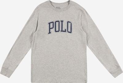 Polo Ralph Lauren Shirt en navy / grau, Vue avec produit