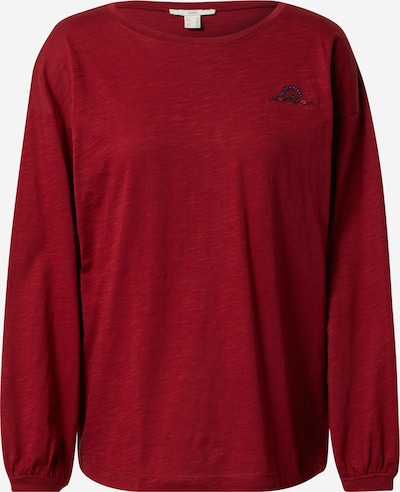 EDC BY ESPRIT Shirt in Mixed colors / Dark red, Item view