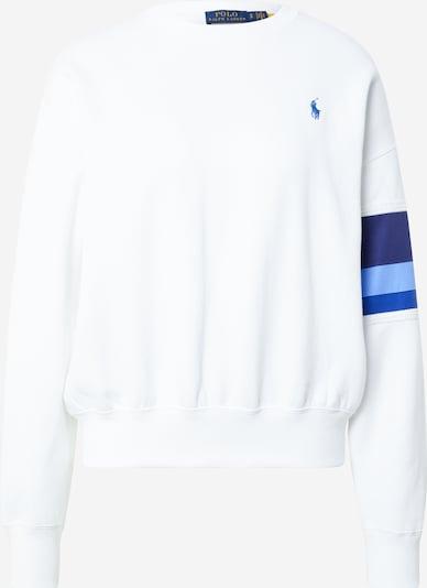 POLO RALPH LAUREN Bluzka sportowa w kolorze niebieski / białym, Podgląd produktu