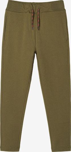 NAME IT Pantalon en vert clair, Vue avec produit