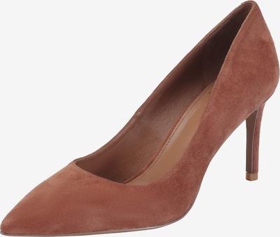 Ekonika Schuhe in rostbraun, Produktansicht