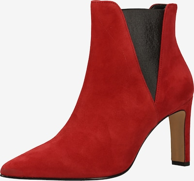 Högl Ankle Boots in rot / schwarz, Produktansicht