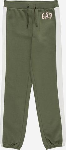 GAPHlače - zelena boja