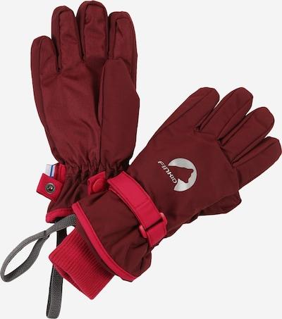 FINKID Handschuhe in magenta / bordeaux, Produktansicht