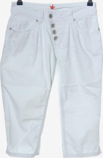 Buena Vista 3/4-Hose in XS in weiß, Produktansicht
