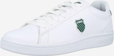 K-SWISS Sneaker in grasgrün / weiß, Produktansicht