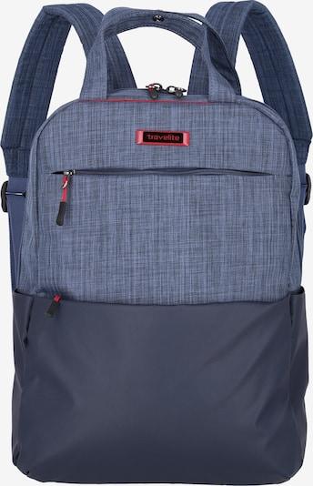 TRAVELITE Rucksack in blau, Produktansicht