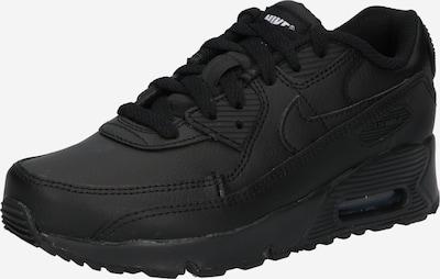 Nike Sportswear Baskets 'AIR MAX 90' en noir, Vue avec produit