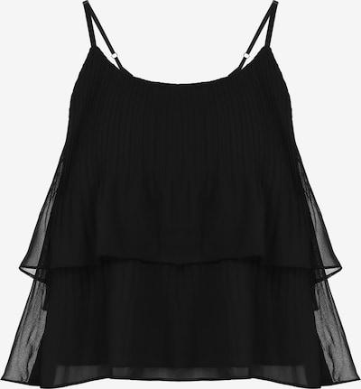 faina Top in schwarz, Produktansicht