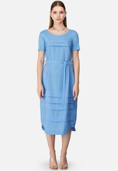 HELMIDGE Sommerkleid in blau, Modelansicht