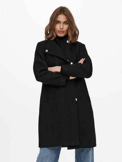 ONLY Mantel 'Valentina' in schwarz, Modelansicht