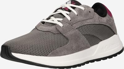 COLUMBIA Sneakers 'Wildone Generation' in Dark grey / Red / Black / White, Item view