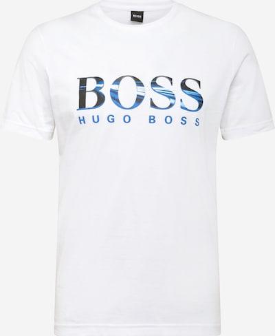 Maglietta BOSS ATHLEISURE di colore blu / nero / bianco, Visualizzazione prodotti
