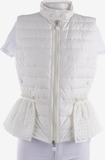 MONCLER Weste (Outdoor) in S in weiß, Produktansicht