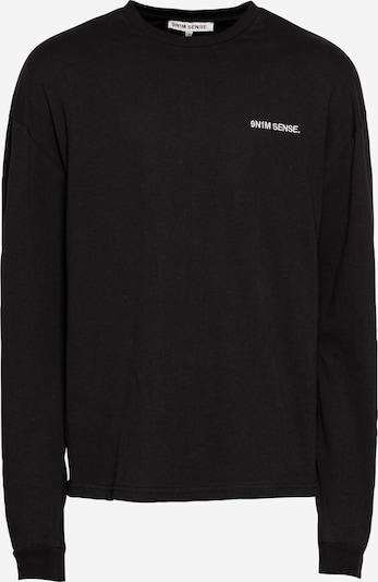 9N1M SENSE Shirt in Black, Item view
