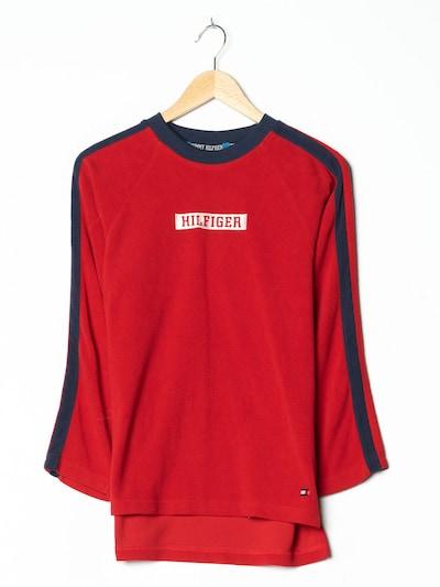 TOMMY HILFIGER Fleece in M-L in rot, Produktansicht