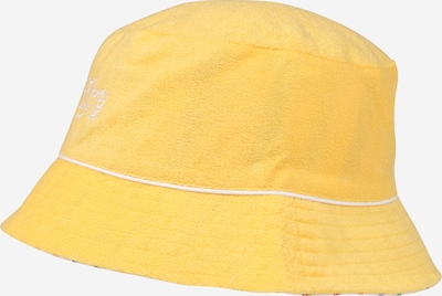 Nike Sportswear Chapeaux en jaune / mélange de couleurs, Vue avec produit