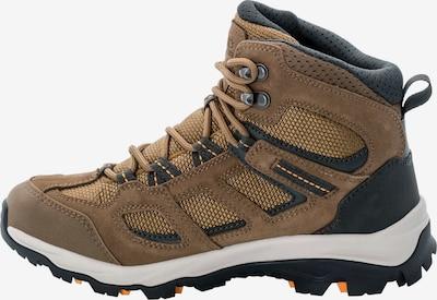 JACK WOLFSKIN Boots en marron / noir, Vue avec produit