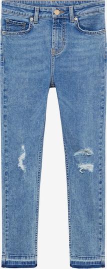 MANGO KIDS Jeans 'Beach' in blue denim, Produktansicht