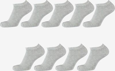Apollo Socken in hellgrau, Produktansicht