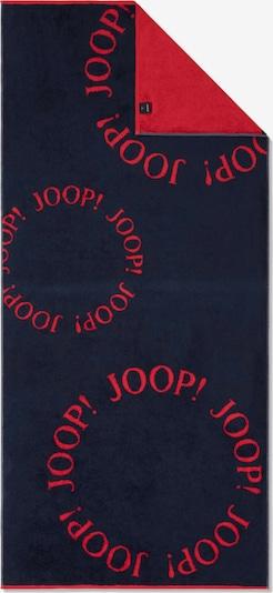 JOOP! Handtuch in blau / rot, Produktansicht