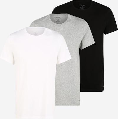 Calvin Klein Underwear Shirt in de kleur Grijs gemêleerd / Zwart / Wit, Productweergave