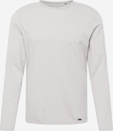 Key Largo Skjorte 'CHEESE' i grå