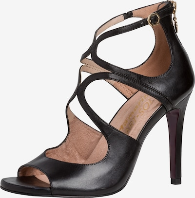 TAMARIS Sandalette in schwarz, Produktansicht