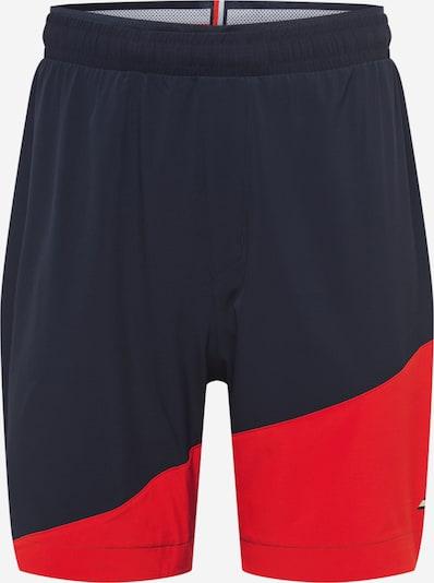 Sportinės kelnės iš Tommy Sport, spalva – tamsiai mėlyna / raudona, Prekių apžvalga