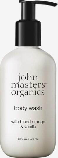 john masters organics Duschgel 'Blood Orange + Vanille' 236ml in weiß, Produktansicht