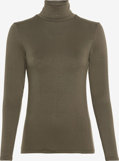 HALLHUBER Shirt in oliv, Produktansicht